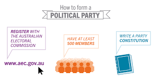 political parties learning parliamentary education office   view hi res version of how to form a political party