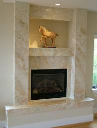marble and granite fireplace surrounds round designs
