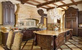 Antique Kitchen Design Property Custom Inspiration Design