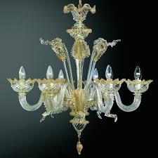 casanova murano glass chandelier
