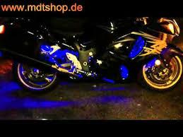 Beautiful LED MOTORRAD BELEUCHTUNG BLINKER TAGFAHRLICHT STANDLICHT BIKE TUNING