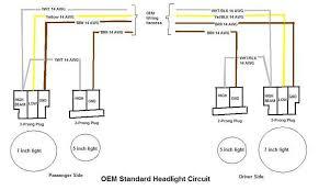 vwvortex com my halo headlight installation the next schematic illustrates my new relay headlight circuit