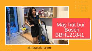 KIMQUOCTIEN.COM I Máy hút bụi cầm tay Bosch BBHL21841 + BSN2100RU +  BSM1805RU + BHN20110 - YouTube