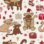 <b>New Year's</b> Eve Vector Designs - Seamless <b>Patterns</b> (247 Artworks)