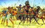 new Kingdom Egypt Warfare