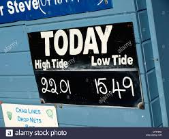 Tide Times Stock Photos Tide Times Stock Images Alamy