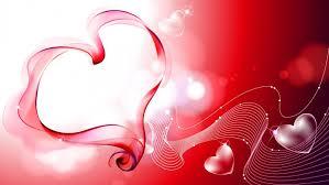 valentines heart wallpaper. Plain Heart Floral 3d Pink Valentine Heart Hd Wallpaper On Valentines N