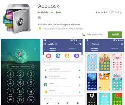 fingerprint lock screen apps apk