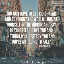 Quotes About Facing Yourself Best Of 24 Quotes About Facing Your Fears SUCCESS