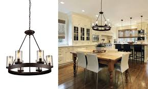 modern rustic lighting. rustic modern menlo park lighting t