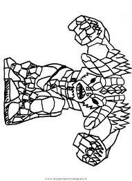 Disegno Gormiti32 Personaggio Cartone Animato Da Colorare