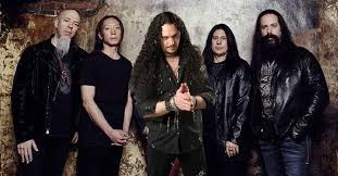 I had a weird dream the other night that ZP Theart (original singer for  DragonForce) had taken Labrie's position as singer for Dream Theater. So I  decided to throw this picture together :
