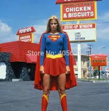 superhero female superwoman clothing uniforms temptation clic costumes makeup cosplay clothes