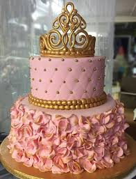 Crown Girls Birthday Cake Girl Birthday Cake Ideas