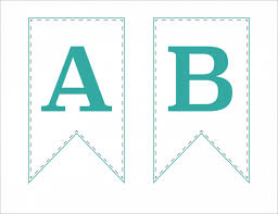 Free Printable Bunting Banner Abby Lawson