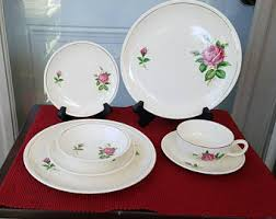 1950'S Dinnerware Patterns Beauteous 48s China Etsy