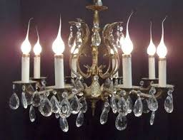 195 best vintage antique lighting images on antique with regard to attractive household spanish crystal chandelier decor