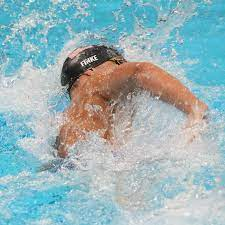 800 Freestyle at the Olympics ...