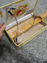 build a les claypool whamola cigar box nation diy instruments cigar box guitar cbg 1 piezoelectric pickup