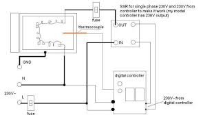 diy heat treat oven question bladeforums com Wiring A 220 Oven now i discovered that a fuse between heater and ssr, phase comutating scheme cannot protect the ssr!!! manifactirer told me that the ssr will burn faster wiring a 220 oven with no plug