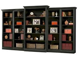 home office wall unit. Antique Black Bookcase Wall Oxford By Howard Miller HM-920-012-SET Home Office Unit C