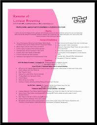 Resume Esthetician Resume Example