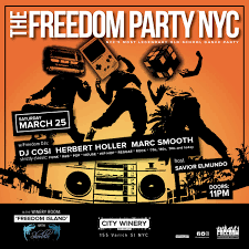 Nyc Quotes Stunning Freedom Party NYC On Twitter Not When You Use The Discountcode