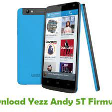 Download Yezz Andy 5T Firmware ...