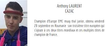 ANTHONY LAURENT CAZAC - Office des Sports de l'Agglomération de la Région  de Compiègne
