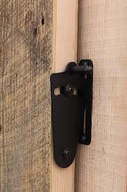 sliding barn door locks. Unique Door Swivel Lock Mounted On Door Edge  Intended Sliding Barn Door Locks