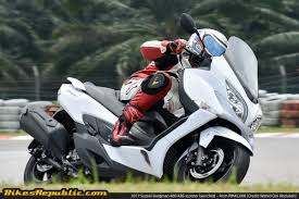 2018 suzuki burgman 400. modren burgman to cater to the expected demand suzuki has 36 authorized dealers across  country manage sales and aftersales service assuring ample supply of  throughout 2018 suzuki burgman 400 0