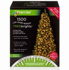 Gold Tree Lights Details About 1500 Vintage Gold Ultrabright Treebrighs Christmas Tree Lights Multi Functionlig