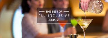 cruises with all inclusive drinks