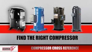Danfoss Compressor Cross Reference Chart Compressor Cross Reference Featured This Month On Totaline