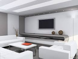 Interior Decoration Designs Interesting living room extremely modern The shelf that frames the 2