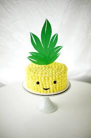 My Dads 70th Birthday Pineapple Wearing Sunglasses Cake Coco