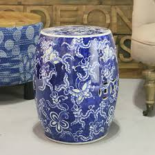 blue and white ceramic garden stool line whole blue and white garden stools from