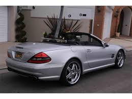 2007 Mercedes-Benz SL65 for Sale | ClassicCars.com | CC-1071923
