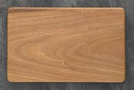 standard chopping board black
