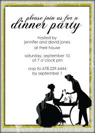 dinner party invites templates dinner invitation templates free download dinner party invitation