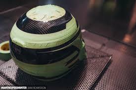 the high art world of custom helmet design speedhunters