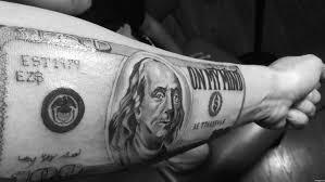 значение татуировки доллар значение тату доллар тату салон
