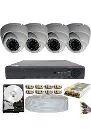 Baff Vivatech 4 Kameralı 5mp Ahd Güvenlik Kamera Sistemi ( 500gb Hdd) Fiyatı,  Yorumları - TRENDYOL