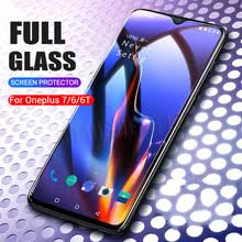 2pcs glass oneplus 6t tempered screen protector anti brust phone film hatoly