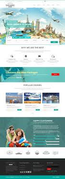 Small Picture Best 10 Travel website templates ideas on Pinterest Website
