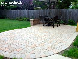 why should i use pavers for my chicagoland patio