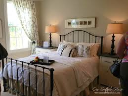 Southern Living Bedroom Southern Living Model Home Tour Our Southern Home