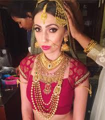 bridal makeup merrill