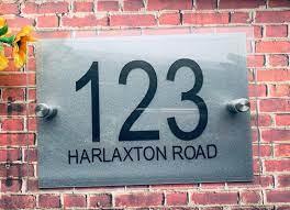 house signs door signs personalised