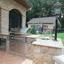 grill islands prefab outdoor kitchen island unique prefabricated outdoor grill islands outdoor kitchen kits home depot